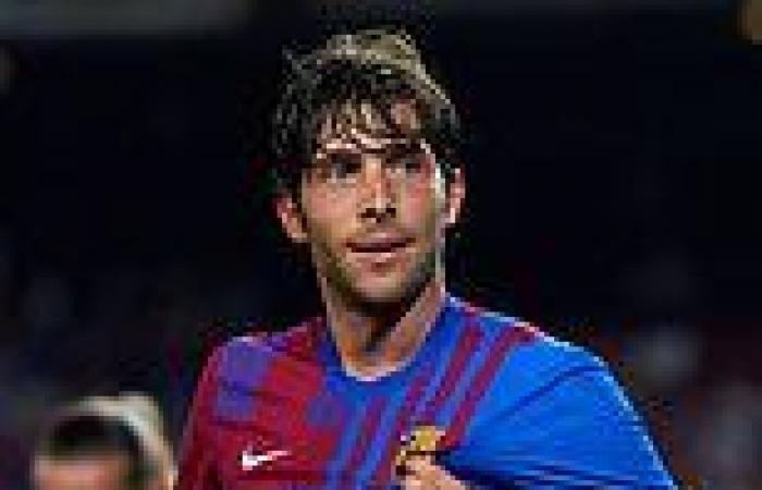 sport news Barcelona star Sergi Roberto 'will sign new contract' despite boos during ...