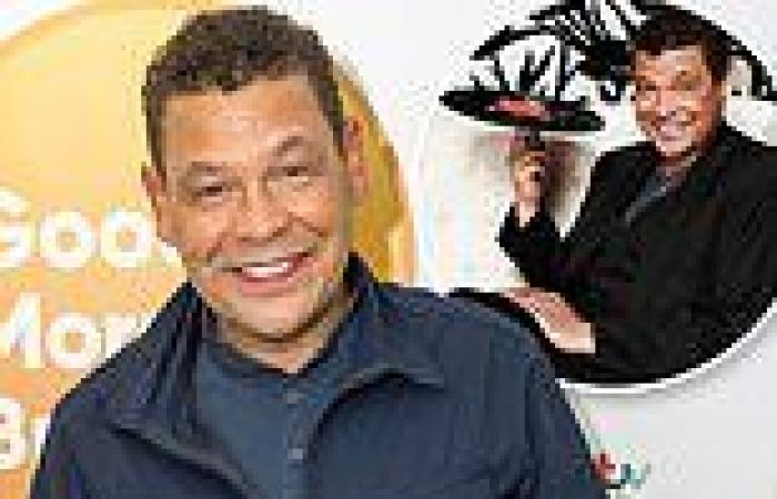 Ex Corrie star Craig Charles, 57, reveals he has Covid and his 'breathing is ...