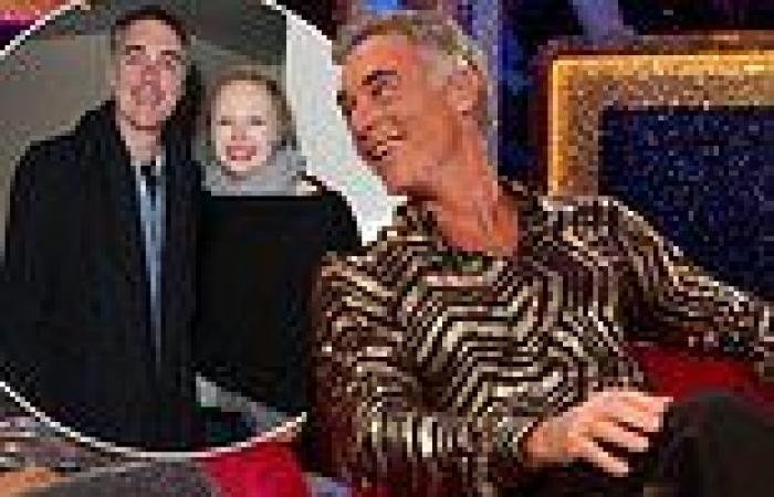 Strictly's Greg Wise jokes that he's POISONED the homemade jam he's gifted to ...