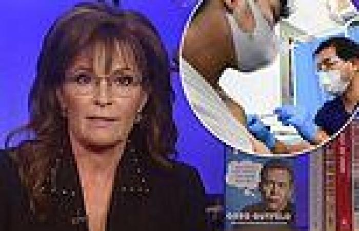 Sarah Palin goes on bizarre rant: she has NOT had the vaccine because she ...