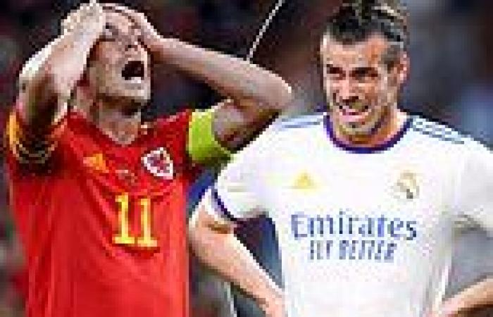 sport news Gareth Bale 'set for eight weeks OUT with injury' and faces race against time ...