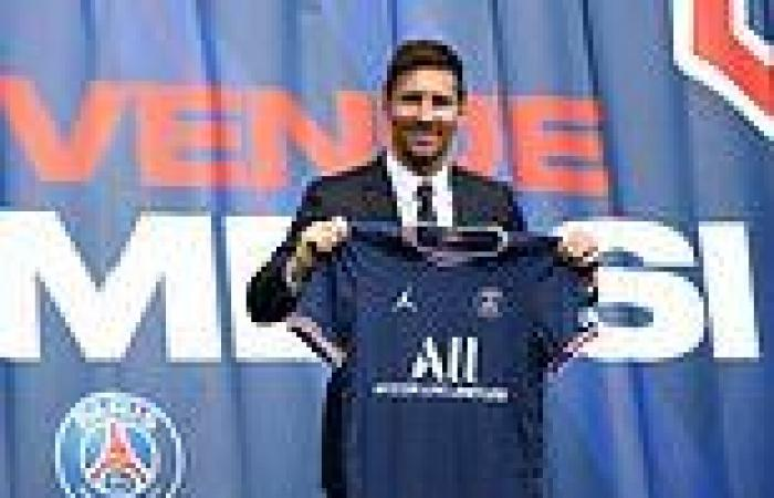 sport news Lionel Messi's PSG contract details are 'leaked', with £94m paid in wages and ...