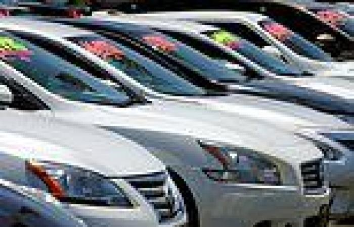 Value of second-hand cars are going UP by 20% six months after they leave the ...