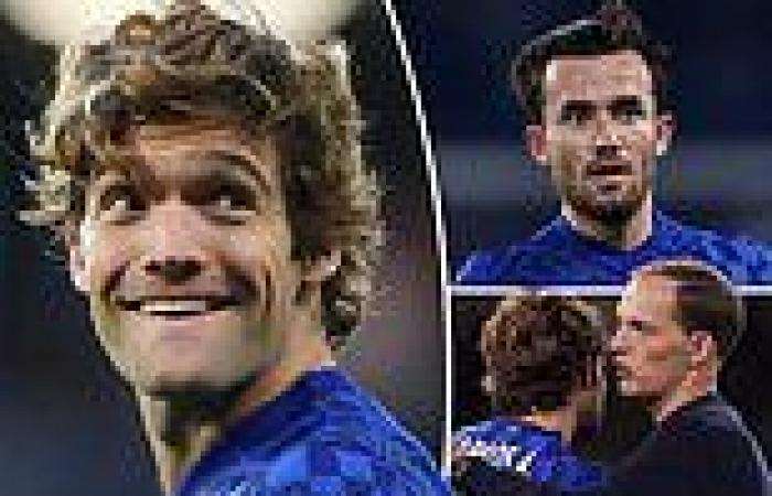 sport news Marcos Alonso has enjoyed a superb revival at Chelsea to push Ben Chilwell out ...