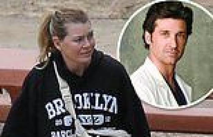 Ellen Pompeo goes hiking with friend after revelations come out about former ...