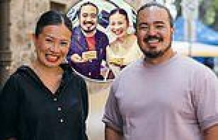 Poh Ling Yeow and Adam Liaw team up to show off Malaysian cuisine in a new SBS ...
