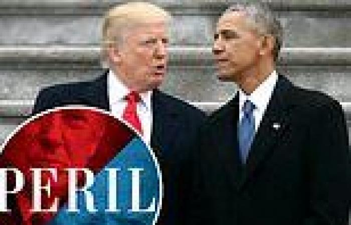 Obama told Trump he couldn't recall his 'biggest mistakes' in the White House, ...