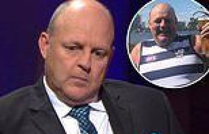 AFL star Billy Brownless quits Footy Show after 27 years