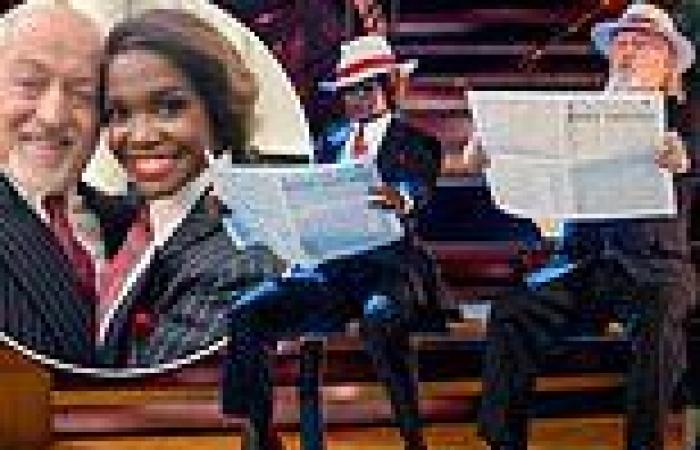 Strictly Come Dancing 2021: Oti Mabuse reunites with Bill Bailey