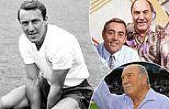sport news JEFF POWELL: Jimmy Greaves wasa grand master and the most feared goalscorer ...