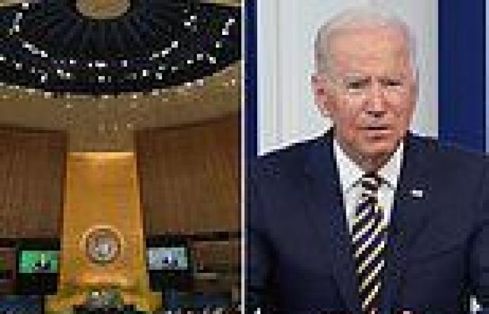 Biden administration worried UN General Assembly meeting could turn into COVID ...