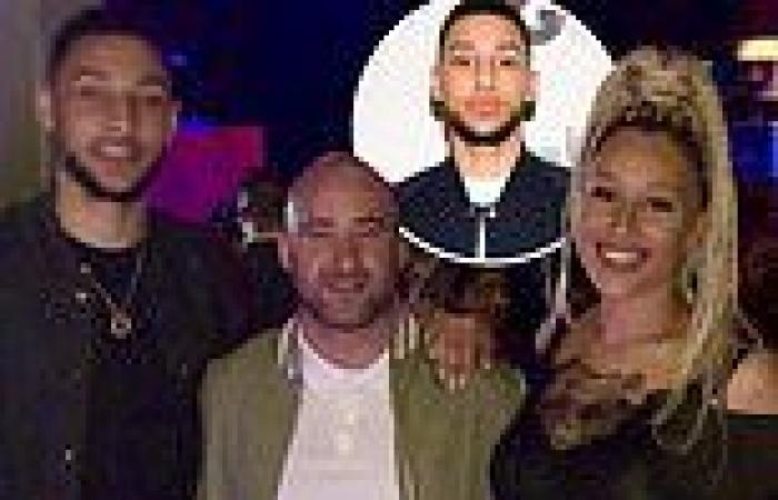 Ben Simmons' half-brother Sean Tribe awarded $550,000 following false ...
