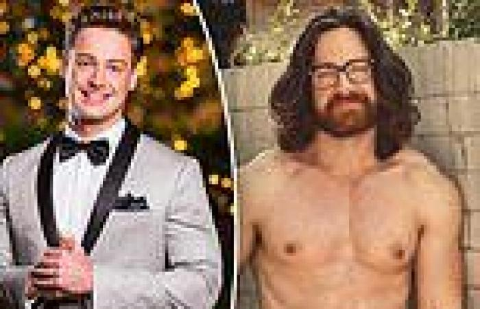 The Bachelor's Matt Agnew unveils his ripped physique and Tarzan-inspired ...