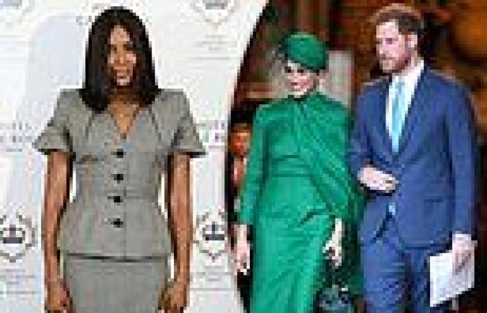 Queen's Commonwealth Trust boss says appointing Naomi Campbell will keep the ...