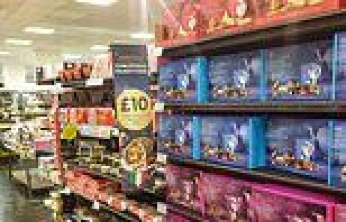 Supermarkets are ALREADY selling festive products with shoppers urged to buy ...