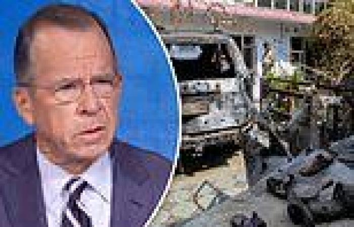 Mike Mullen says the US needs to be held accountable for botched drone strike ...