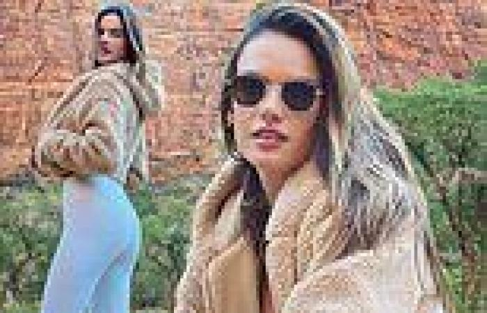 Alessandra Ambrosio shares snaps from a vacation in Zion National Park with ...