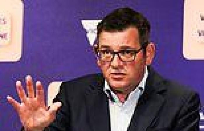 The Covid restrictions Dan Andrews WON'T ease - even after Victoria hits 80 per ...
