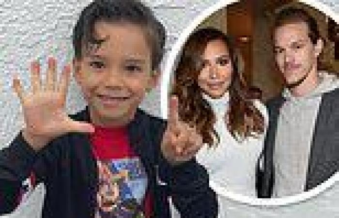 Naya Rivera's son Josey turns six! One year after his Glee star mother passed ...