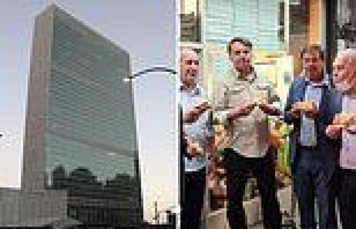 New Yorkers fear UN General Assembly schmoozing will spark COVID spike