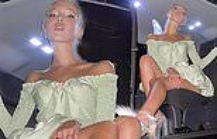 Kate Moss' daughter Lila transforms into Tinkerbell as she dons green mini ...
