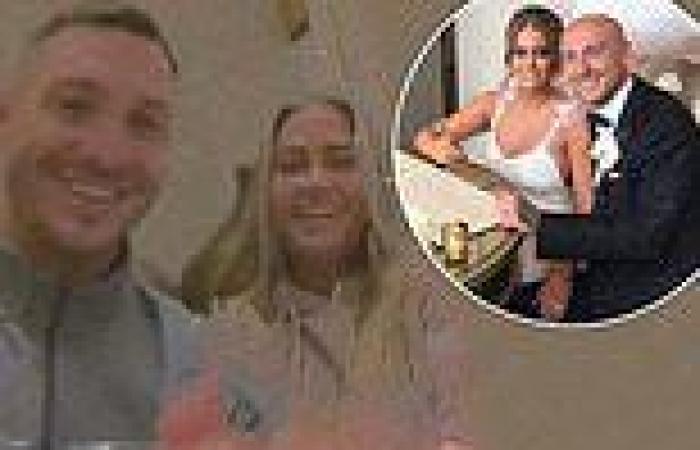 Kirk Norcross is dating footballer David Cotterill's ex Tanika Watkins