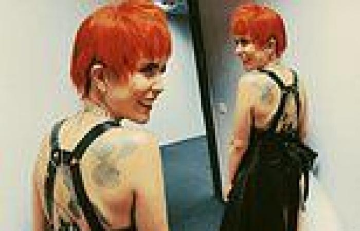 Paloma Faith channels Tinker Bell with a pixie hairdo as she reveals she has ...