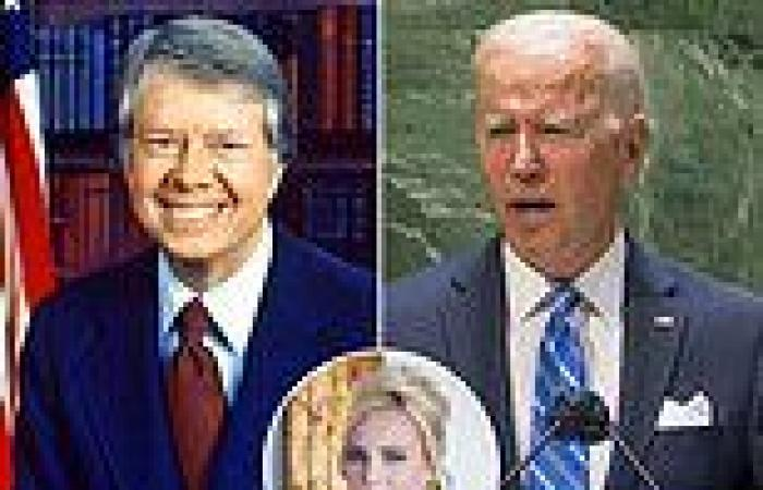 MEGHAN McCAIN: Joe Biden is shaping up to be a worse president than Jimmy ...