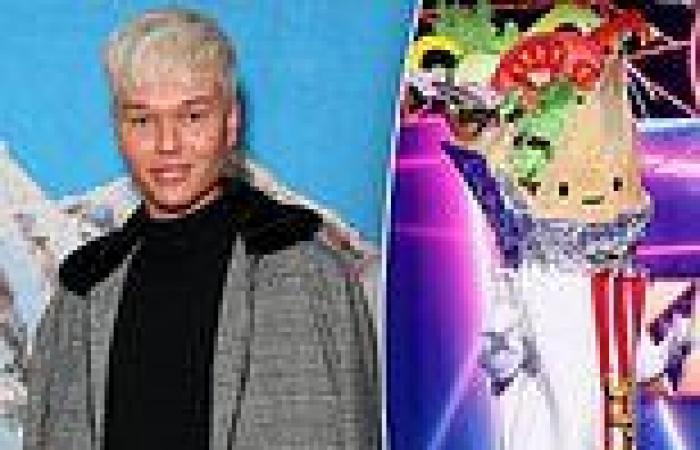 Jack Vidgen denies speculation he is the Kebab performer on The Masked Singer ...