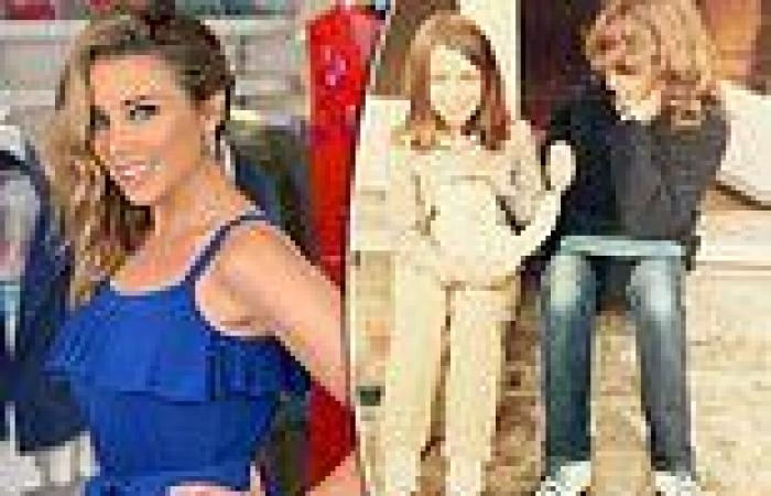 Dannii Minogue reveals she used to 'fight with her sister' Kylie all the time