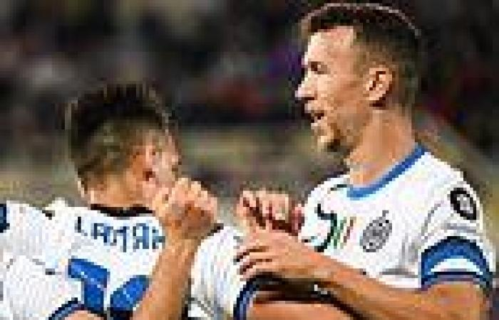 sport news Fiorentina 1-3 Inter Milan: Simone Inzaghi's side go top of Serie A after ...