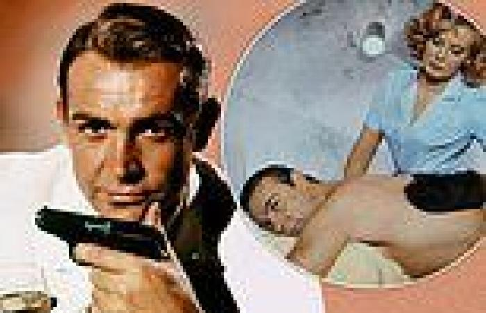 Sean Connery's James Bond was 'basically' a rapist, director of new 007 film No ...