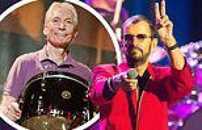 'He was a beautiful human being:' Ringo Starr reveals he will miss the Rolling ...