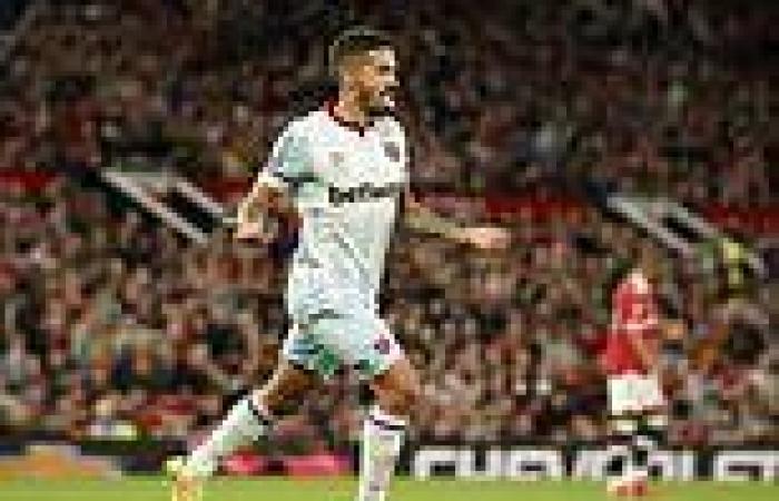 sport news Manchester United 0-1 West Ham United: Ole Gunnar Solskjaer's side CRASH OUT of ...