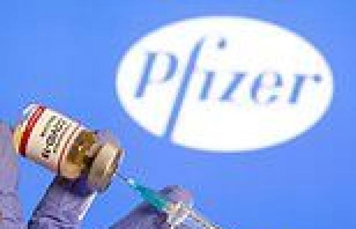 Britain will lend South Korea 1MILLION spare doses of Pfizer's Covid vaccine in ...