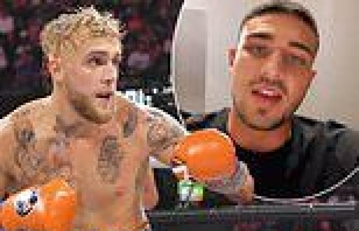 sport news Tommy Fury responds to Jake Paul's '$1million final offer'