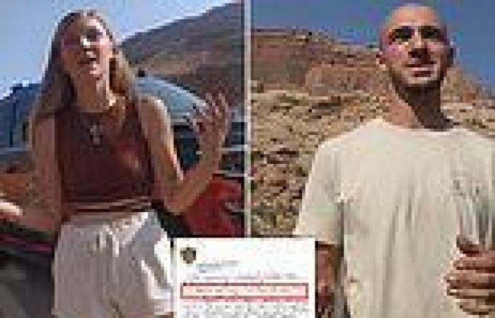 What witness heard murdered Gabby Petito say to boyfriend Brian Laundrie as ...