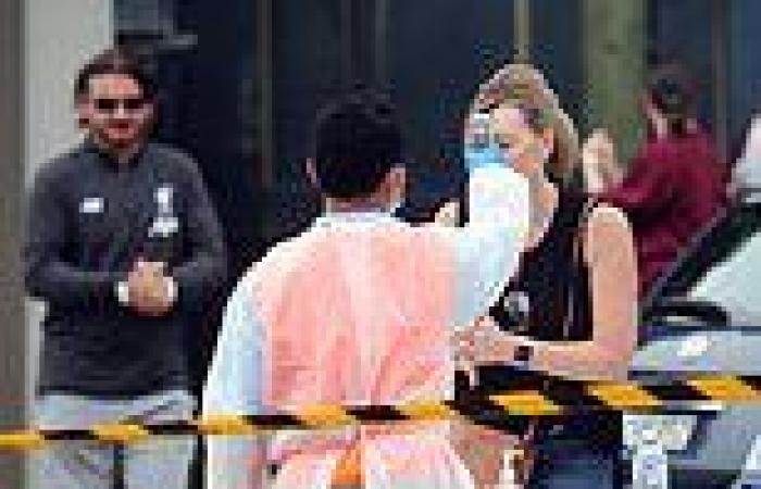 Coronavirus Australia: Retail giant calls for temperature checks at shopping ...