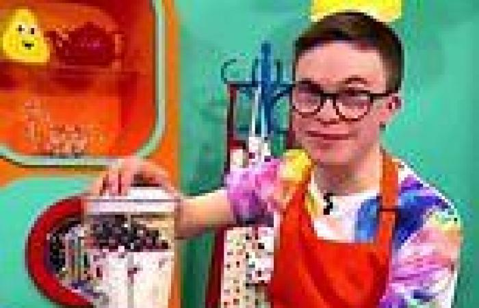 BBC makes history with first ever kids' presenter with Down's Syndrome