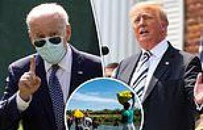 NY Times compares Biden to Trump in criticism over border crisis and ...