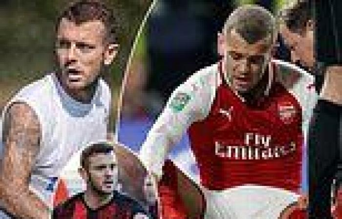 sport news Jack Wilshere takes aim at 'lazy' managers as ex-England and Arsenal star looks ...