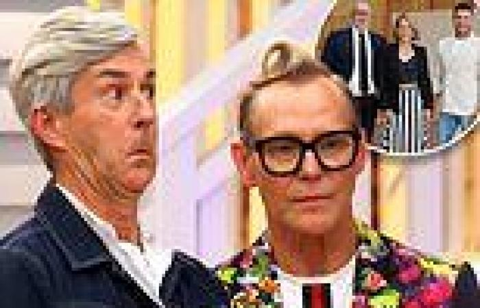 The Block: Mitch and Mark lash out at judges 'harsh' comments and critiques ...