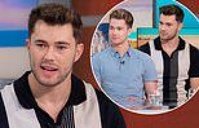 Curtis Pritchard suggests Strictly 'replace' professionals who refuse to get ...