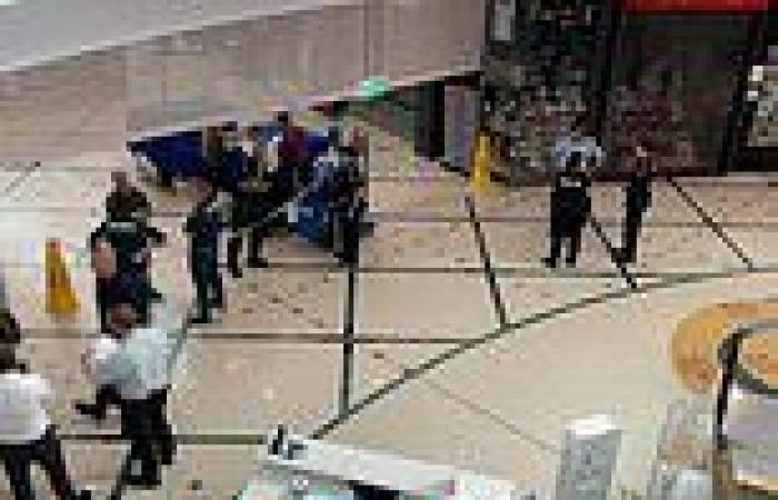 Man dies in Cairns Central Shopping Centre after stranger allegedly slashes his ...