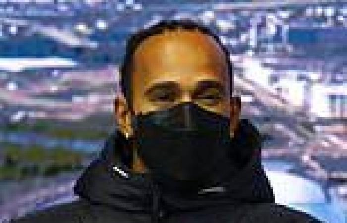 sport news 'I didn't say I was dying': Lewis Hamilton slams Red Bull after he was accused ...