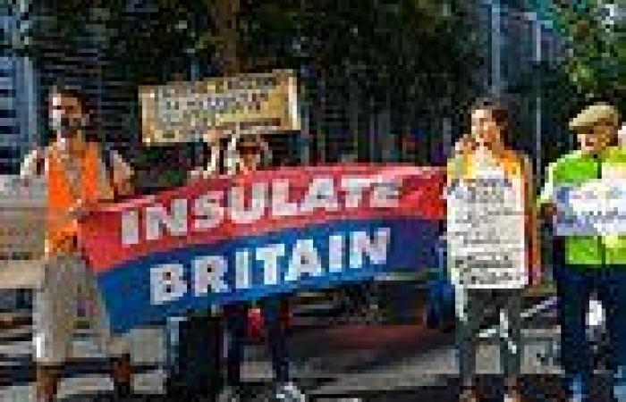 Church of England diocese criticises clergy members who took part in Insulate ...