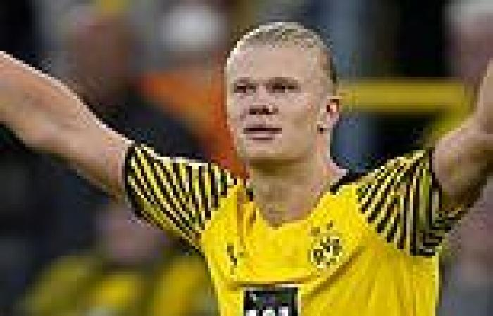 sport news Liverpool join race to sign Erling Haaland but face fierce competition to sign ...