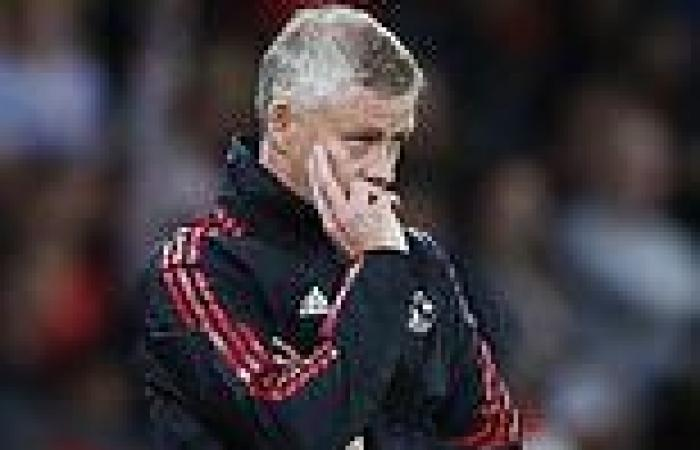 sport news Ole Gunnar Solskjaer insists his defeated Manchester United team should have ...