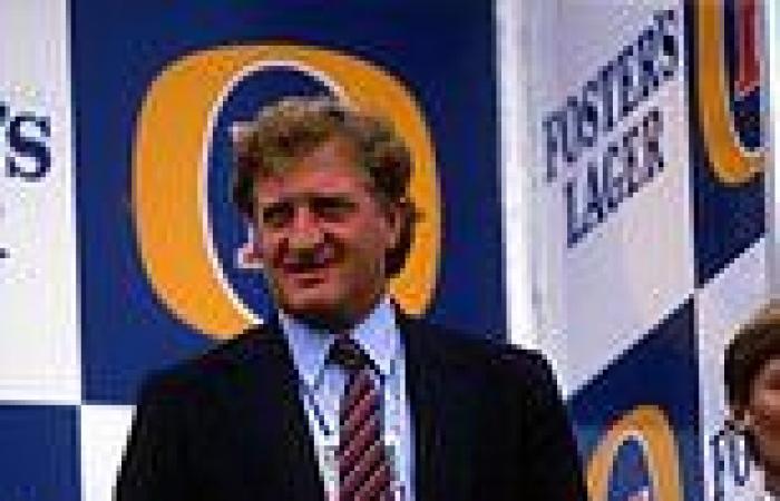 AFL legend John Elliot dies aged 79 as Carlton fans pay tribute to the 'larger ...