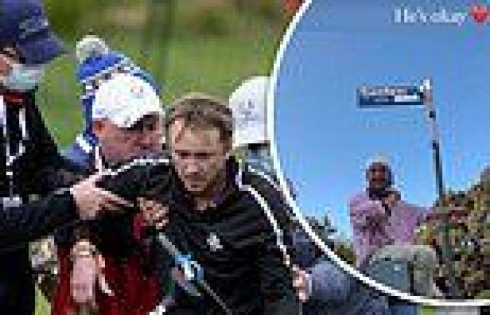 Harry Potter star Tom Felton is 'ok' after shocking golf course collapse in ...